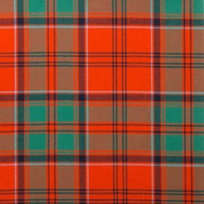 Scottish 100 /% Authentic Wool Tartan Chisholm Modern Scarf New !