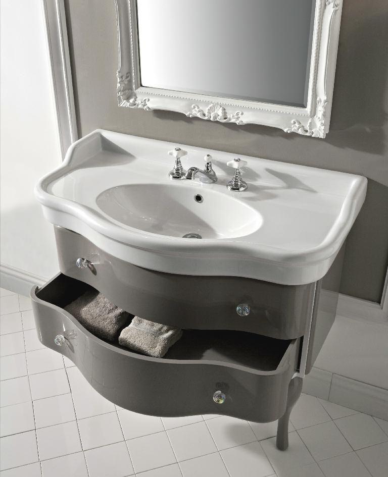 sbordoni vanity units badmöbel mit keramik- #waschtisch, Badezimmer ideen