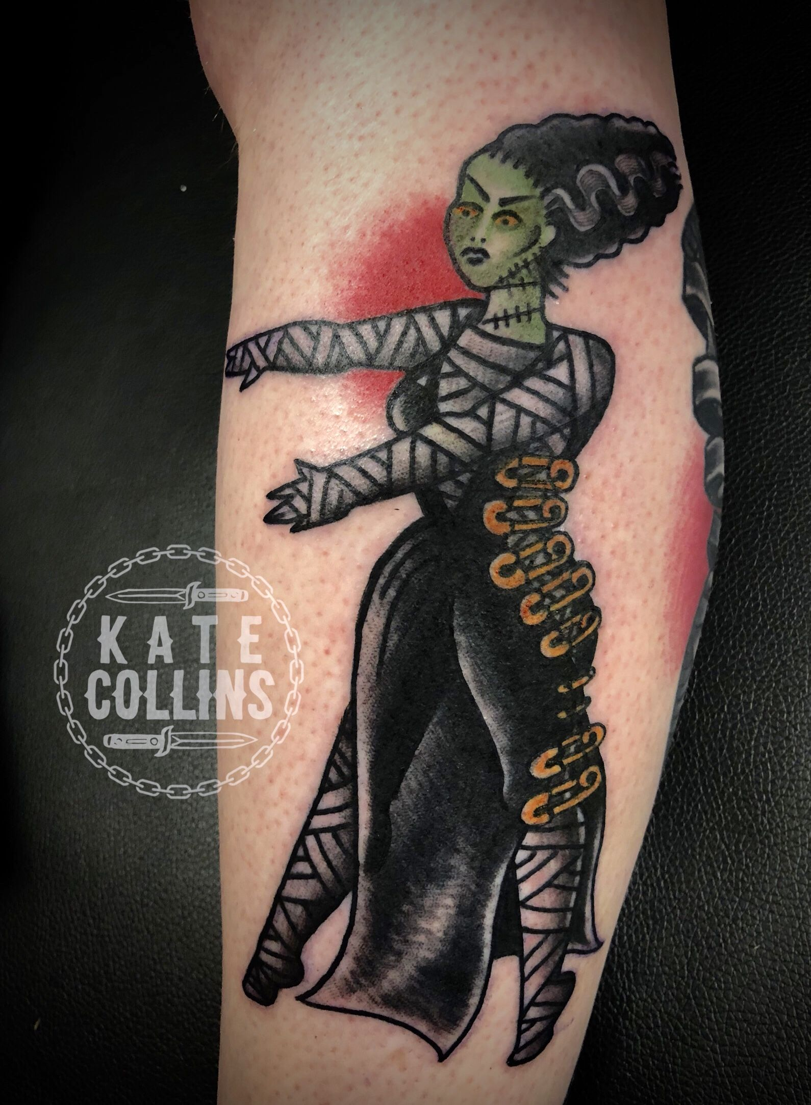 Kate collins tattoo philly philadelphia best philadelphia