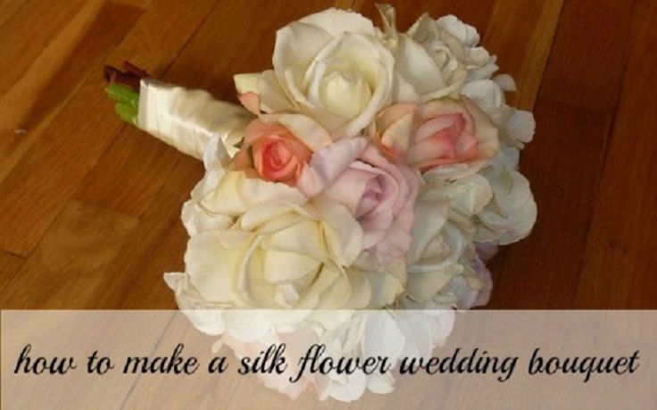 Top 10 DIY Artificial Flowers Projects | Silk flower bouquets ...