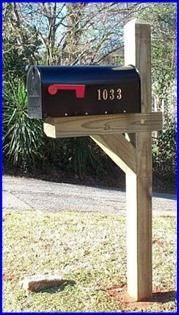 Outdoor Mailbox Ideas Curb Appeal