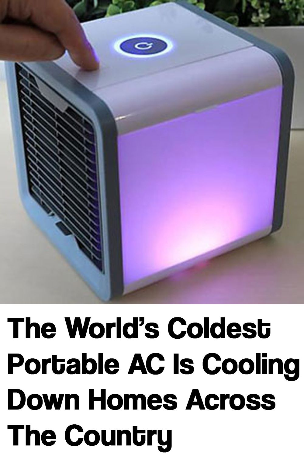 Cool Any Room Under 2 Minutes in 2020 Portable ac