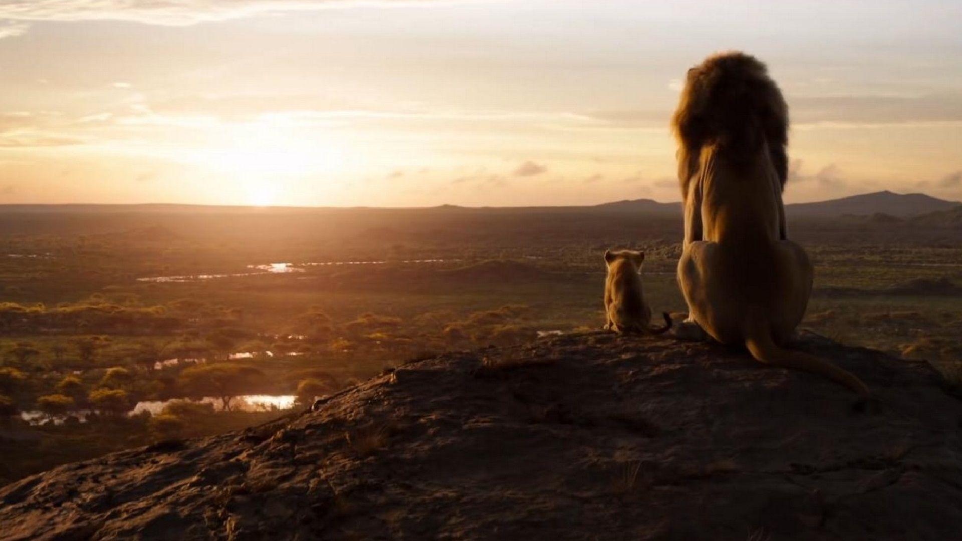 The Lion King 2019 Wallpaper Best Movie Poster Wallpaper