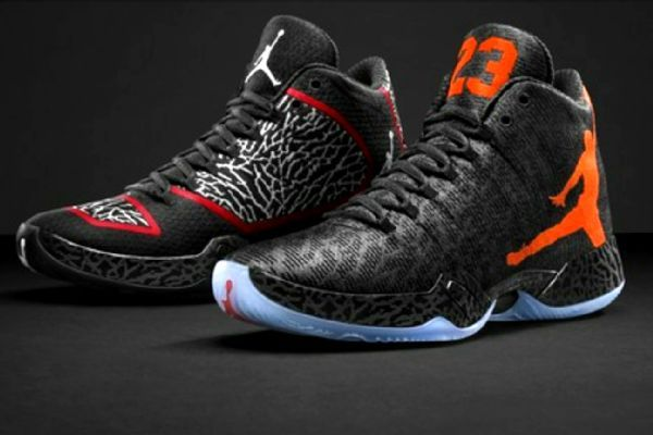 Fashion forward: MJ unveils Air Jordan XX9