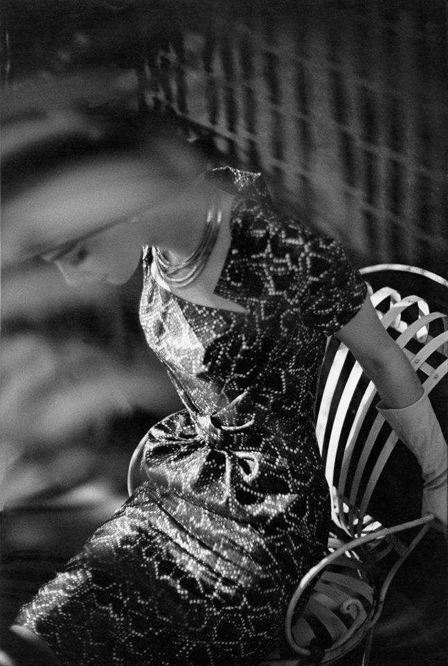 1961, Paris, for Élegance, Judy Dent