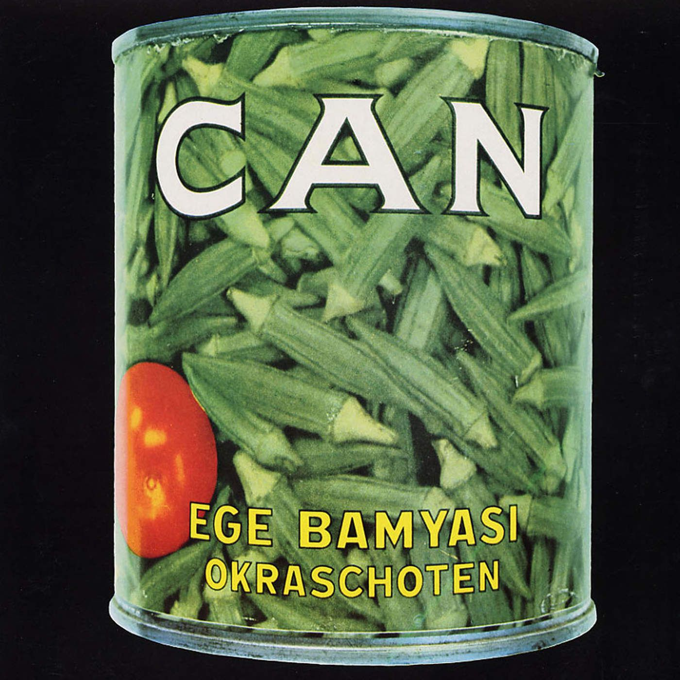 Can ege bamyasi pochette album vinyle musique