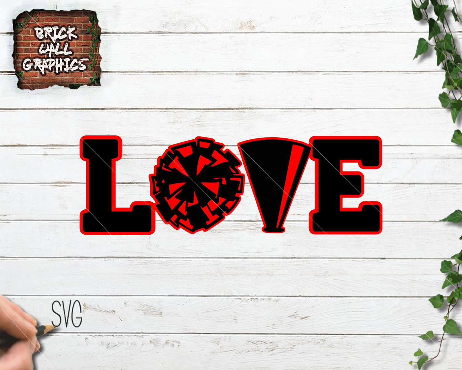 Download Love Cheer SVG File | Cheer, Svg file, Love