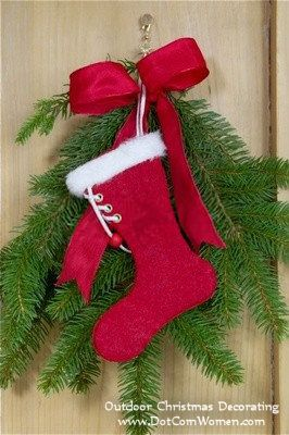 make my own christmas stockings add candy canes and other things for inside stocking - How To Make My Own Christmas Decorations