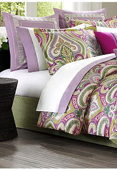 Echo Design Vineyard Paisley Bedding Collection Home Paisley