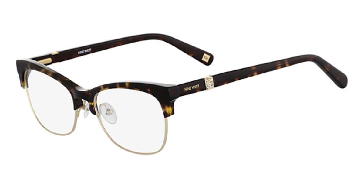 284f4be6bce Nine West NW8002 Eyeglasses Frames – 35% off Authentic Nine West glasses  frames
