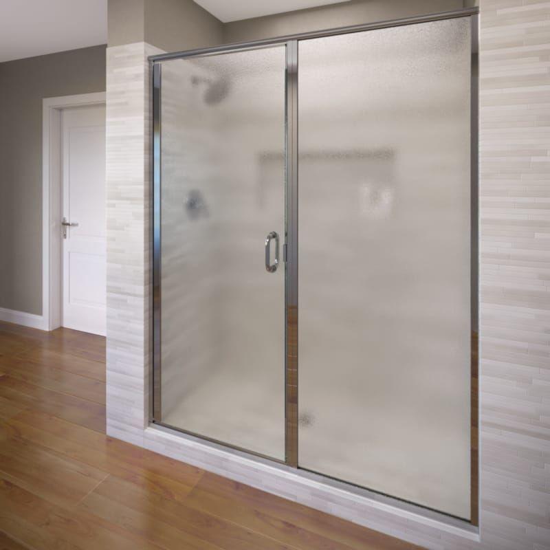 Basco A3181 46cl Shower Doors Frameless Shower Enclosures