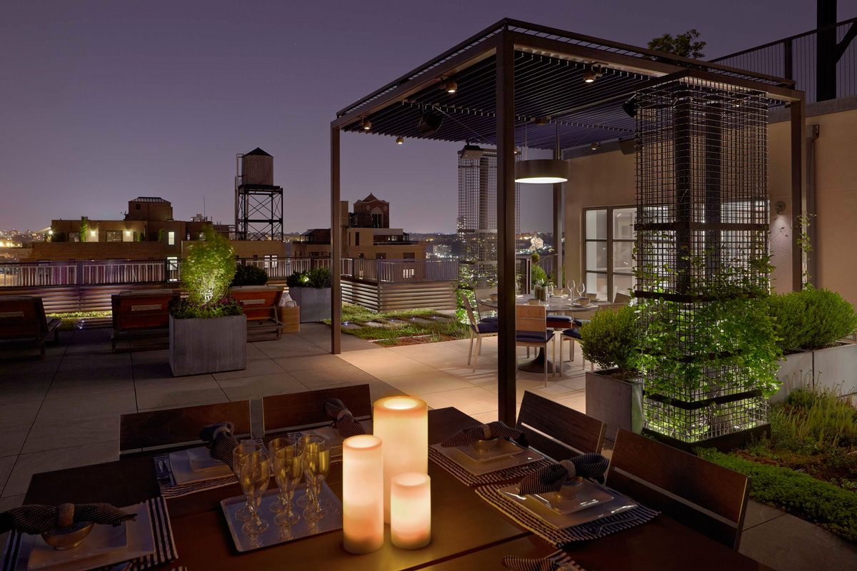 West End Avenue Roof Terraces - Projects - Sawyer | Berson | city ...
