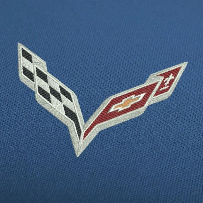 Chevrolet Corvette Logo Embroidery Design Download Embroidery Design Download Embroidery Designs Embroidery Logo