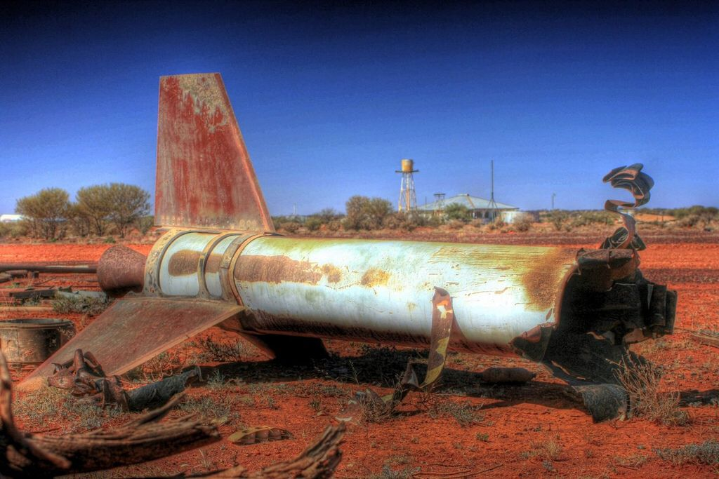 Woomera's Space Junk Space exploration, Space
