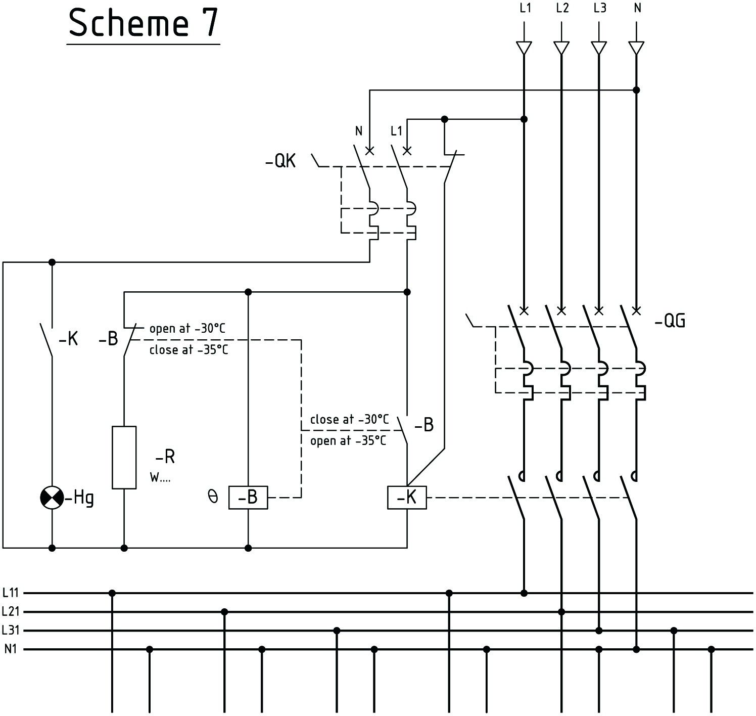 Wiring Diagram Circuit Breaker Blurts Me Rh 4 Pole How To Wire Box