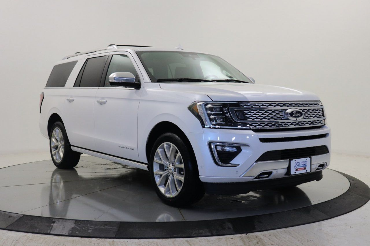 Awesome 2019 Ford Expedition Max Platinum With Images Ford
