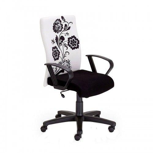 Работен стол ZOOM ETNO - Черен