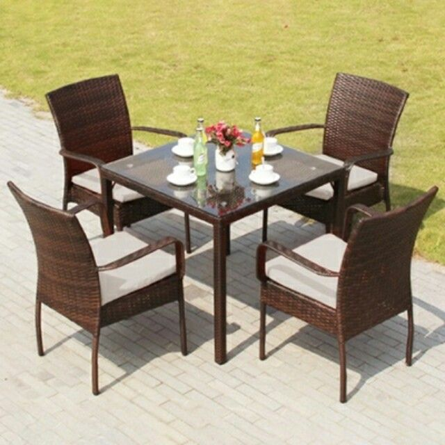 Clearance Bn Free Delivery Outdoor Dining Table Set Home Delectable Clearance Dining Room Sets Design Ideas