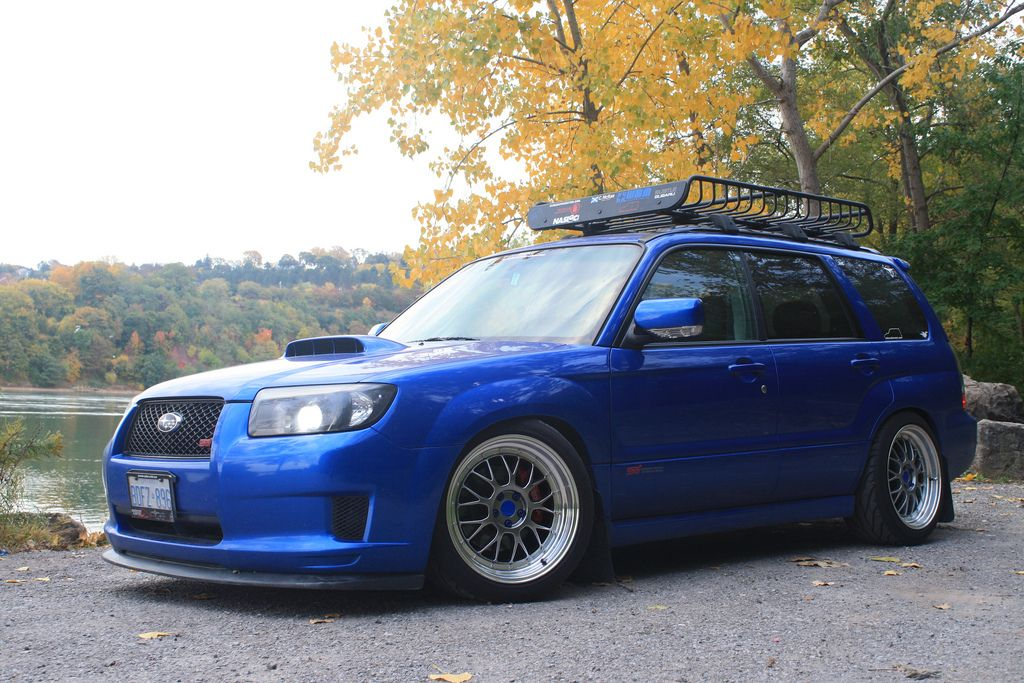 Post Your Lowered Wagons Subaru Forester Subaru Wrx Subaru