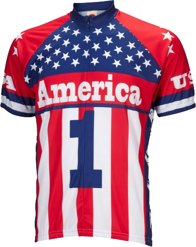 America One Jersey  b5fdaabb3