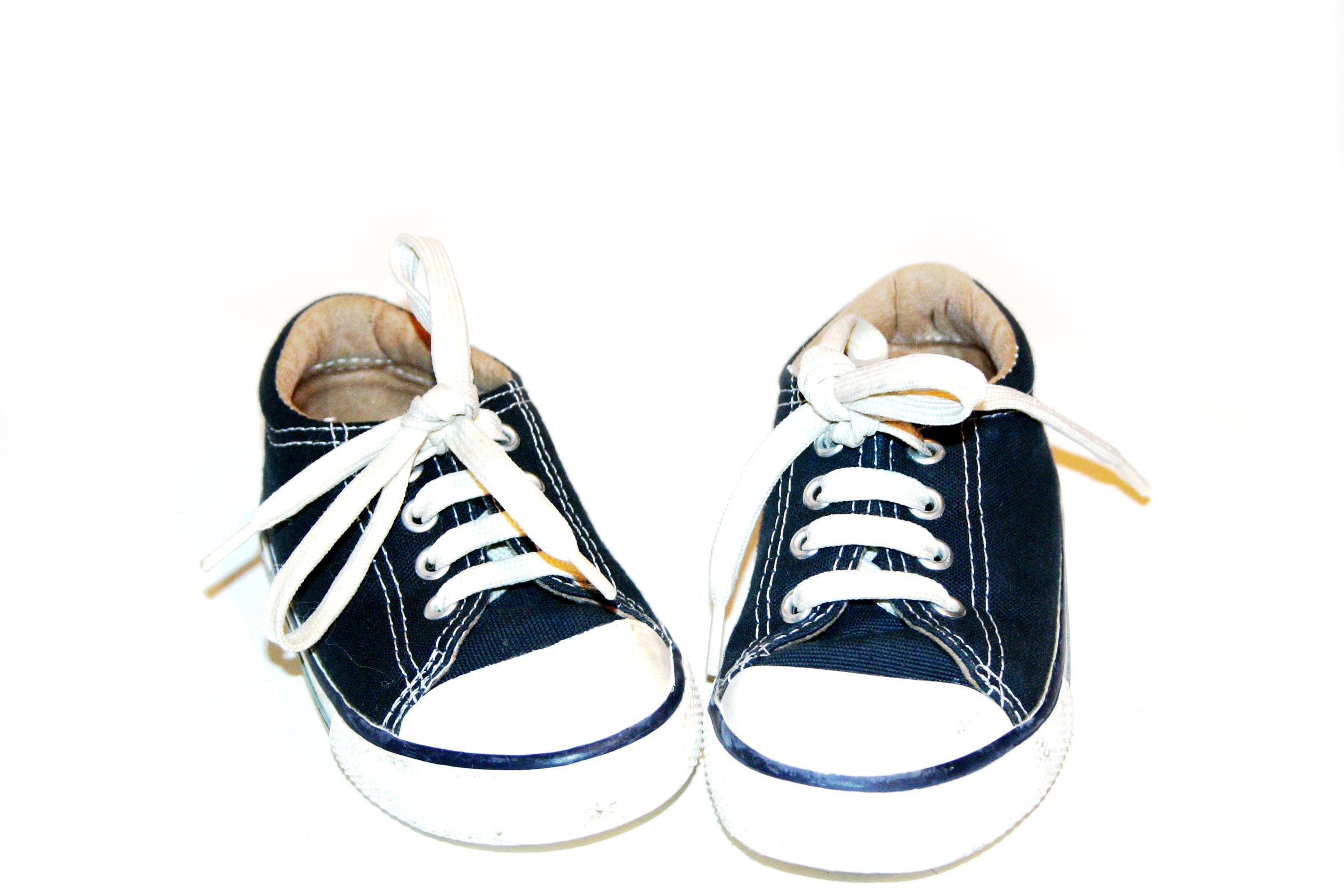 Joke to Play - stuff some folded toilet paper into the toes of your kids  shoes