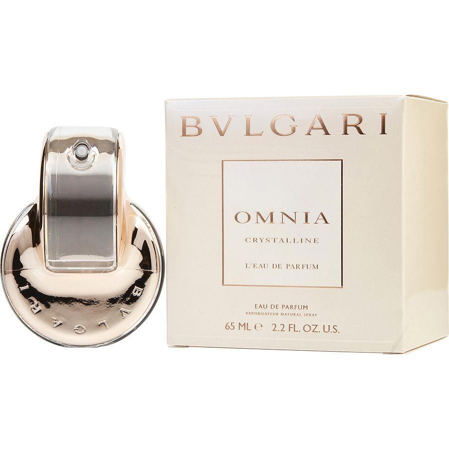 Bvlgari Omnia Crystalline Eau De Parfum Spray 1 3 Oz Bvlgari Eau De Parfum Bvlgari Omnia Crystalline Omnia Crystalline