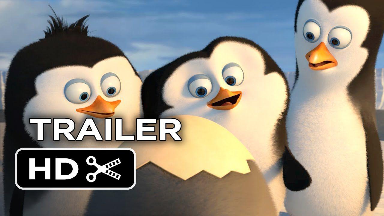 Penguins Of Madagascar Trailer 2 2014 Benedict Cumberbatch
