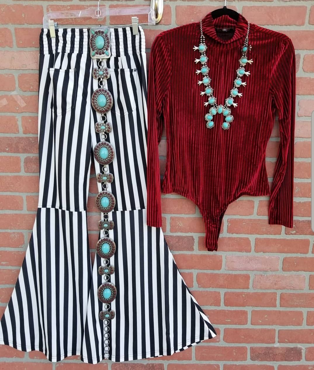 Baha Ranch Western Wear Outfit Inspiration #westernoutfits