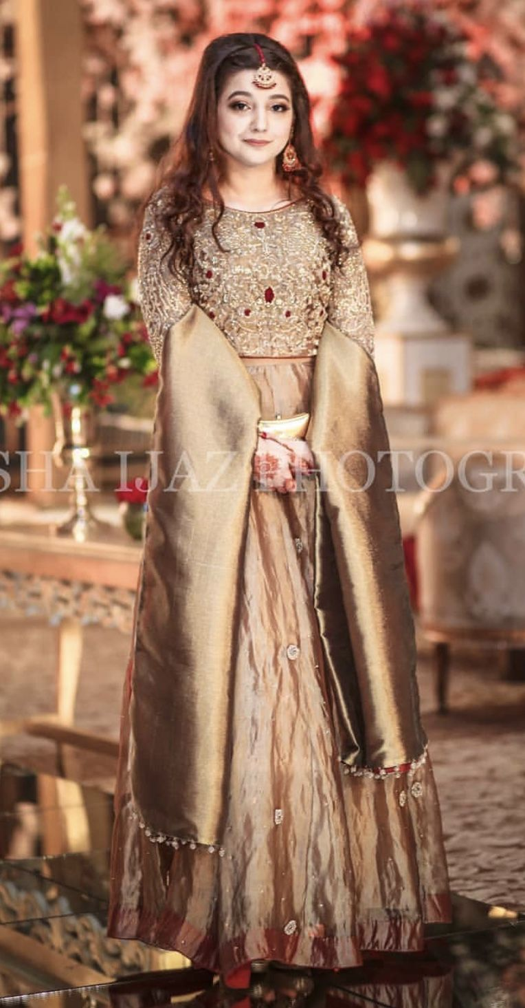 Brides Sister Wearing Humza R Chaudhry Beautiful Dresses For Women Pakistani Wedding Dresses Indian Designer Outfits