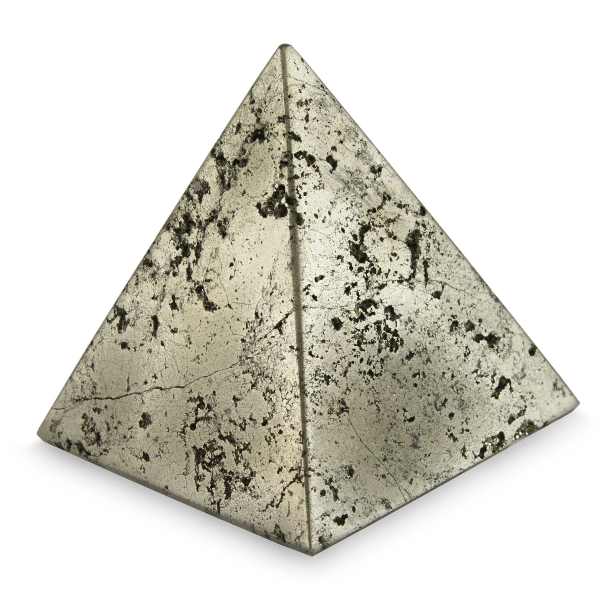 Pyramid of Prosperity Sculpture
