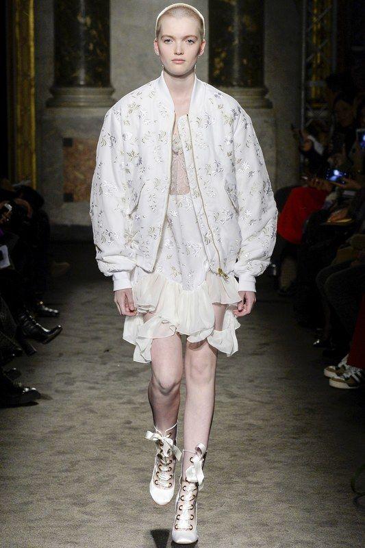 Top Milan Fashion Week Looks Fall 2016 - Francesco Scognamiglio