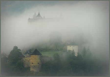 spooky castle Photo by Willem Slagter — National Geographic Your Shot