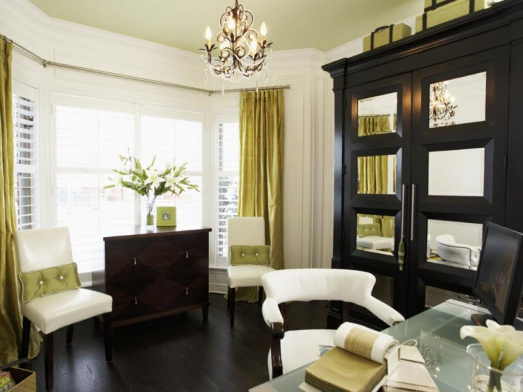 Bay Window Design Creativity | Bay window curtains, Dining rooms ...