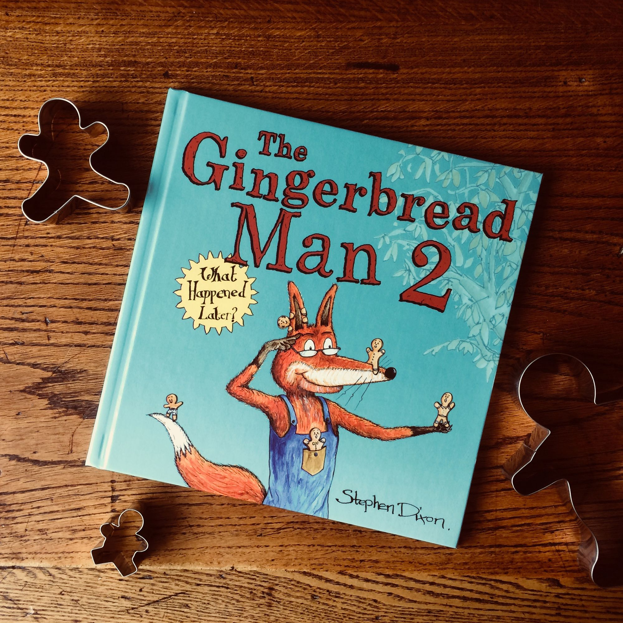 The Gingerbread Man 2 Is A Fun Rhyming Sequel To The