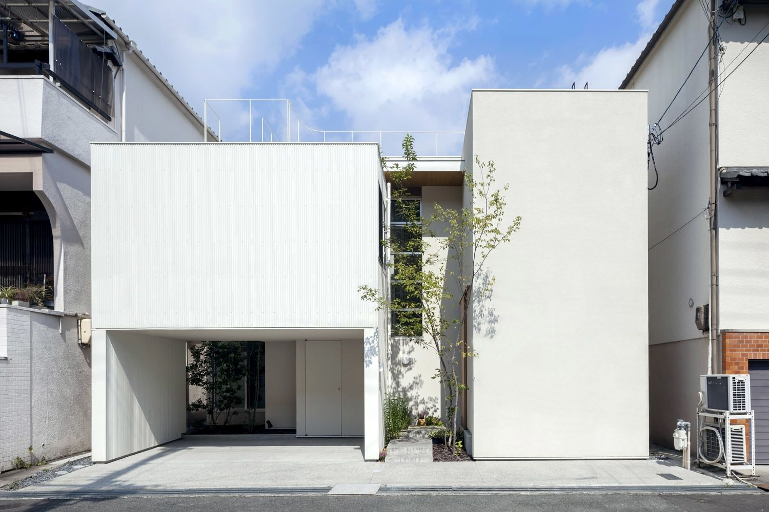 House in Matsuyacho by Leibal | Osaka, House and Architecture