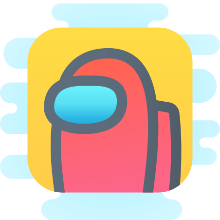 Among Us Icon Free Download Png And Vector App Icon Ios App Icon Iphone App Layout