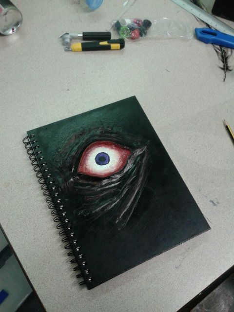 sketchbook of the DAMNED! by jwhall360 on deviantART