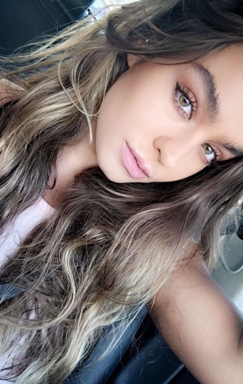 Sommer Ray Eyebrows