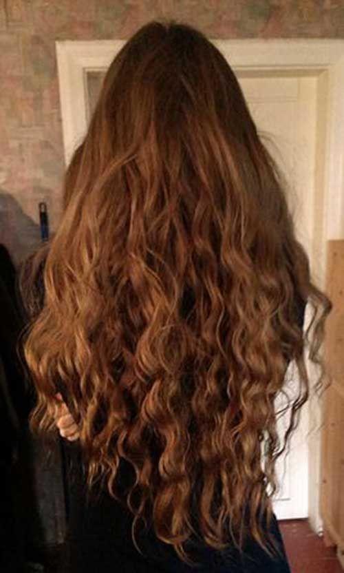 Hairstyles For Curly Hair 13 Frisur Lange Haare Locken Lockige Haare Frisur Ideen