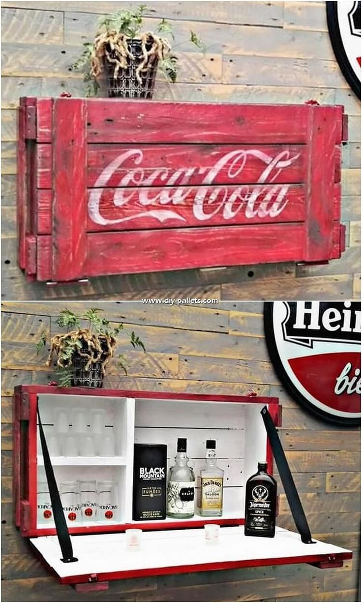 Unbelievable DIY Recycled Wooden Pallet Ideas -