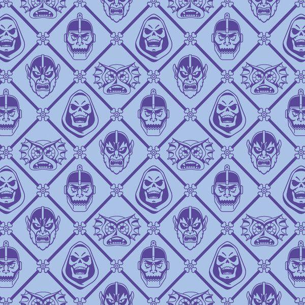 Skeletor's Lair Wallpaper