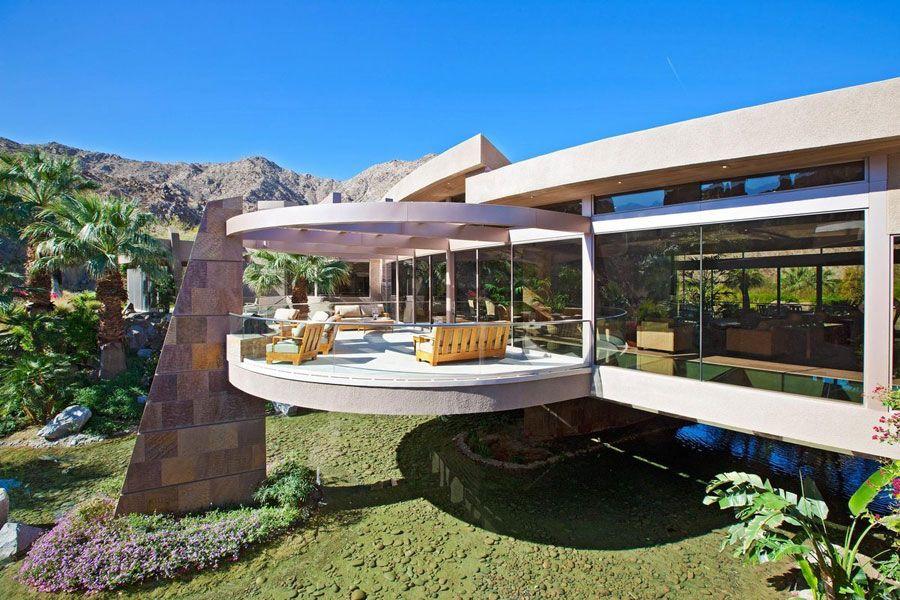 Casa ecologica 30 esempi di ville di lusso for Case di lusso interni