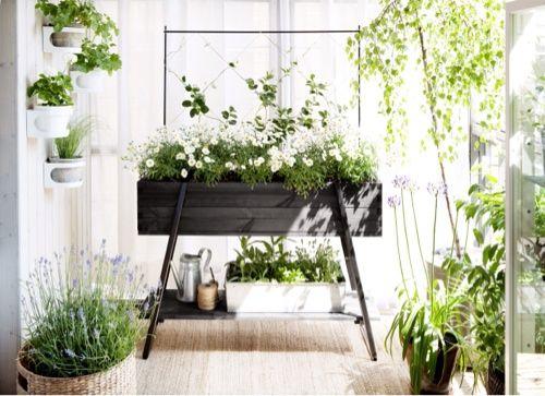ellas inspiration - - inredning för ditt hem & trädgård!Planteringsbänk Hasselfors garden