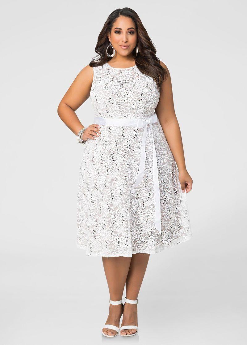 Trendy Plus Size Stores Plus Size Women Stores Women S Plus Size Summer Tops 20190803 Plus Size Outfits Plus Size Dresses Lace White Dress [ 1115 x 800 Pixel ]