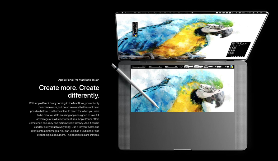 Apple MacBook Pro 2018 Concepts Looks Awesome | Apple