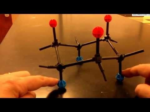 Cyclohexane Explained With A Northern English Accent Molecular Model Flipping