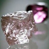 The largest pink diamond ever found in Australia