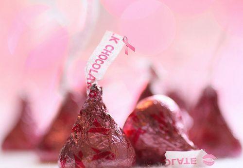 chocolate kisses..:) ♥