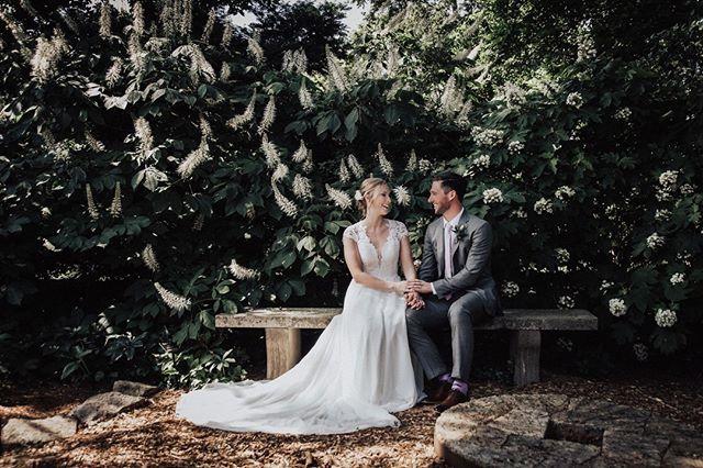 Real Wedding A Stunning Rustic Botanical Garden Wedding