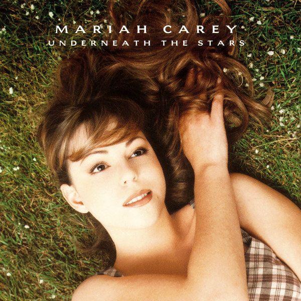 Mariah Carey – Underneath the Stars (single cover art)